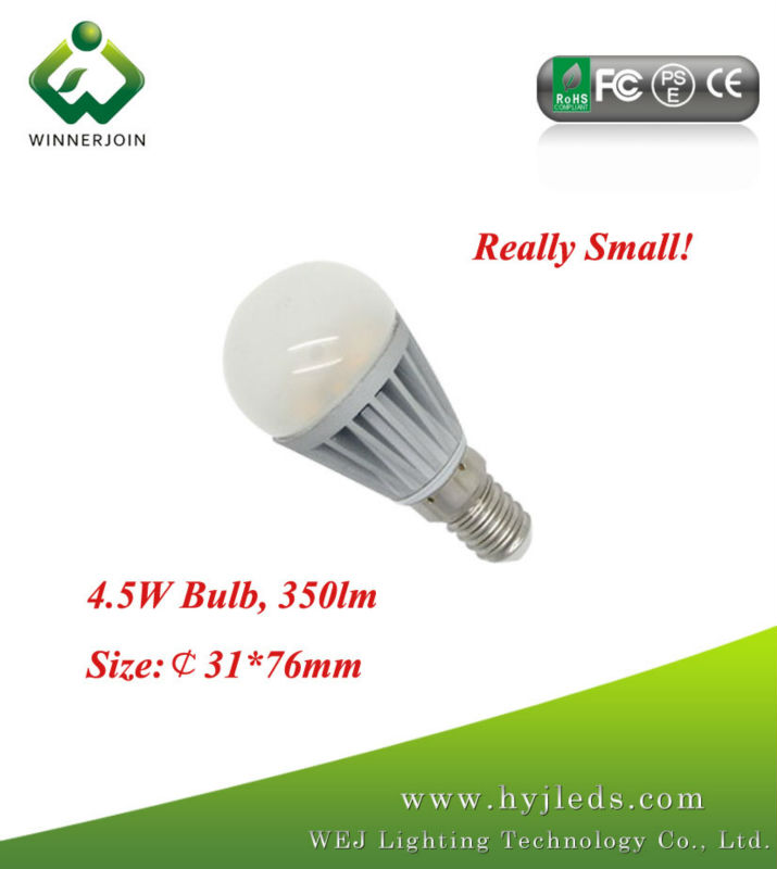 E27 B22 Bases Epistar Chip led bulb huizhuo lighting with ce rosh