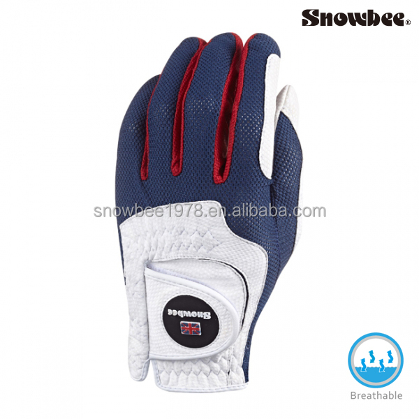 SNOWBEE Style Fit 2 PU Glove (Men-left hand) /onesize/ breathable/Sport Glove/Golf Glove