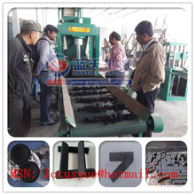 Factory direct sell Hydraulic or mechanical coconut shell hookah briquette arab shisha charcoal tablet making machine