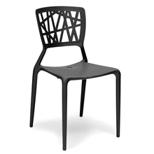 Modern Stackable PP Plastic Chairs For Restaurant Dining Chair HZ-603