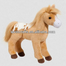 LE h1670 2013 hot sell baby appaloosa cool plush horse