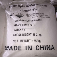 Lithium Hydroxide Monohydrate 56 5 Min