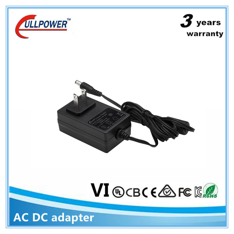 China Manufacturer oem universal 24v 1.2a ac dc power adapter uk adaptor
