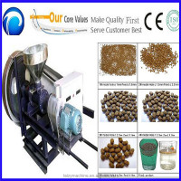 Wholesale China Automatic Bulk Dried Floating Fish Food Machine