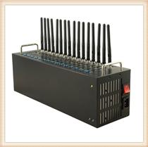 Quectel EC25 module 4G LTE 8 ports bulk SMS USB modem pool