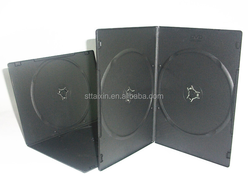 wood decorative movie dvd case 5MM/7MM/9MM/14MM