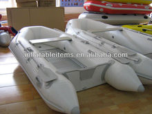 Inflatable Boat With Outboard Motor for Mini Fishing Boat
