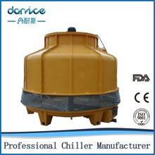 China FRP open round water cooling tower