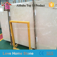 High Quality Spain Cream Marfil marble slab and tile