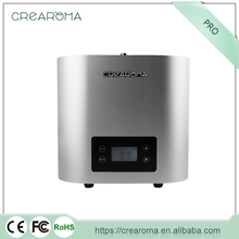 Luxury electronic aroma diffuser machine system