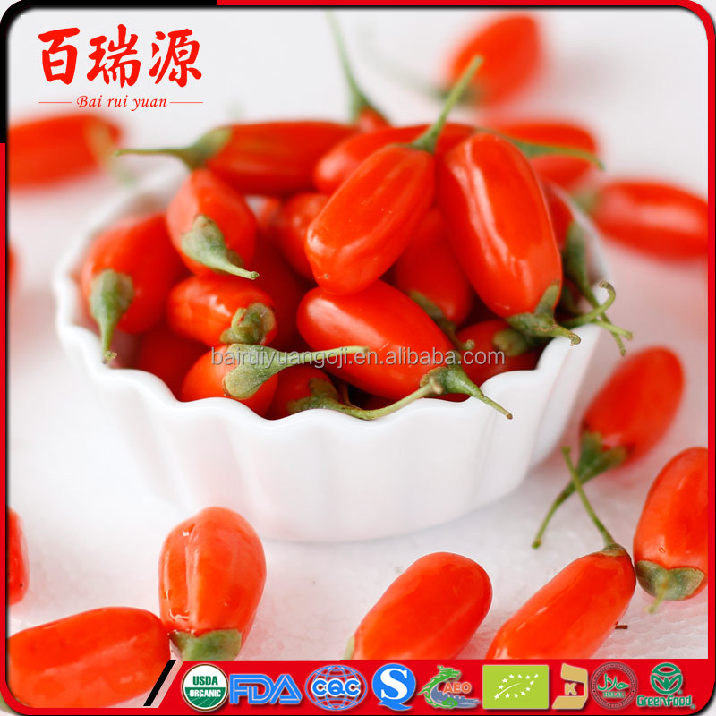 Farm High Quality goji berries goji berry goji berries with superior quality