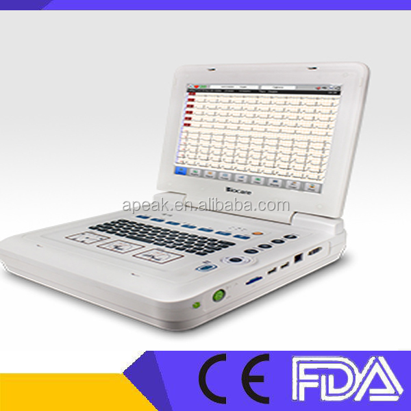 Diagnostic Biocare IE 15 Leads ECG CE approved