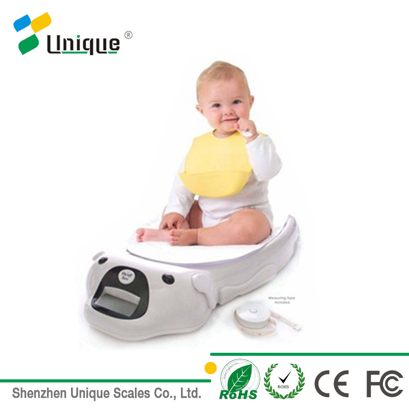 China Oem Factory 20kg Music Tare Function Electronic Balance Digital Infant Weighing Scale For Children
