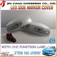 Body Kit Door For INFINITI M35 FUGA Y50 LED SIDE REAR MIRROR COVER