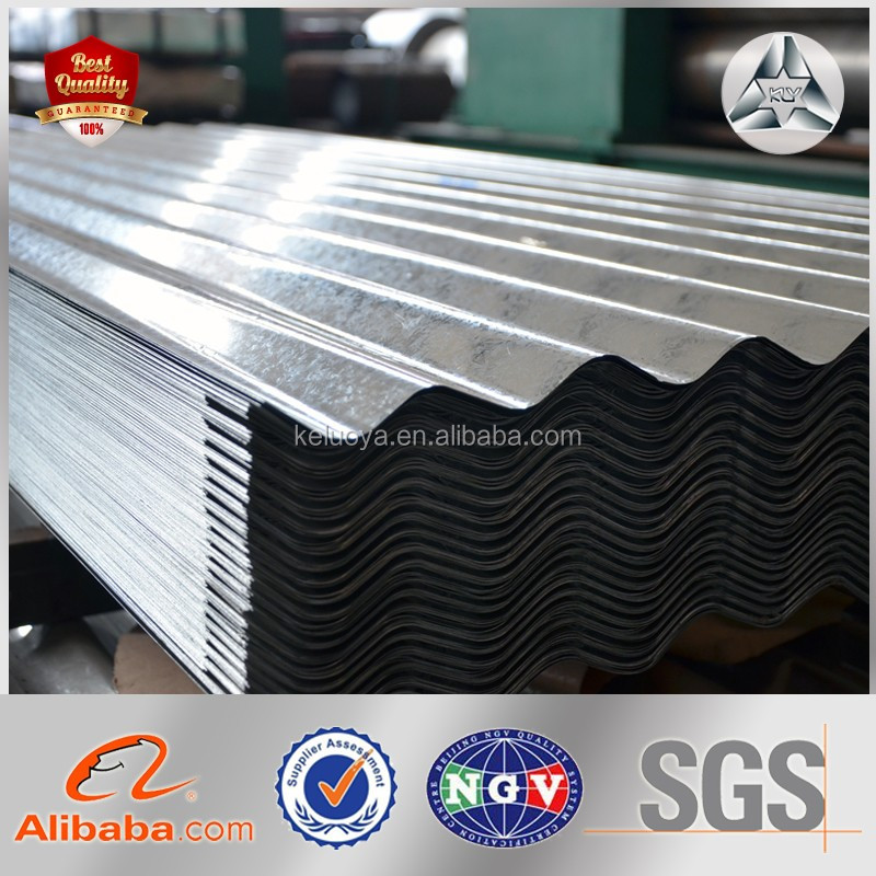 galvanized Corrugated steel roofing sheet/zinc aluminum roofing sheet/metal roof