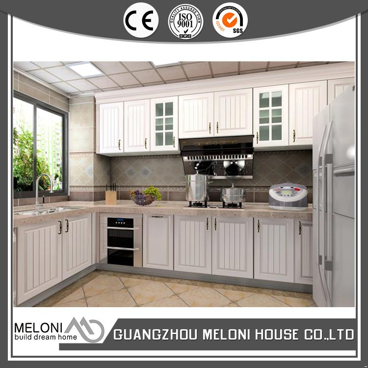 Wholesale customized white pvc kitchen cabinet boxes