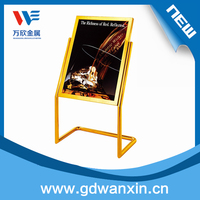 outdoor sign board manufacturer,stainless steel sign stand, hotel display sign stands