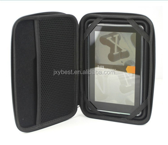 OEM/ODM Portable shockproof custom universal hard shell Foam EVA Case for 8 inch tablet pc for ipad mini 1 2 3 4