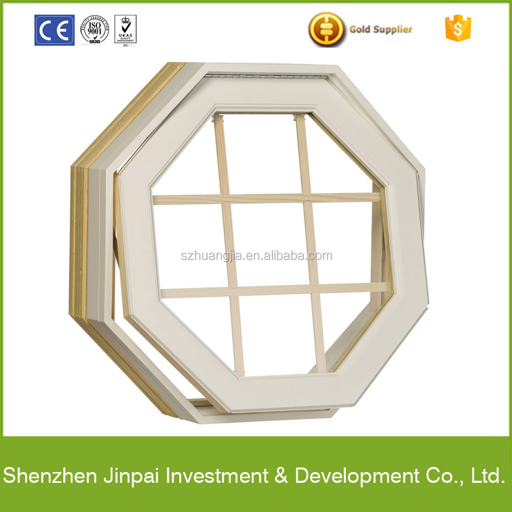 awning octagon windows with Tempered Glass in china