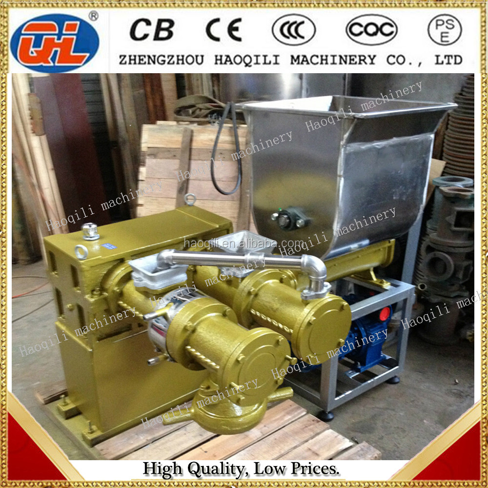 Extruding noodle making machine | rice vermicelli making machine