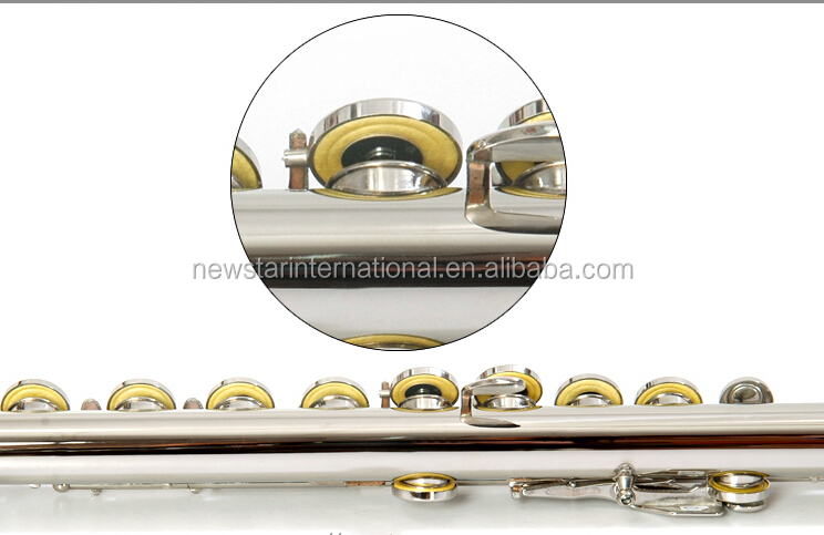 new High quality Flute musical instrumet made in china