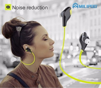 Newest Wireless in ear earphone of mobile phone
