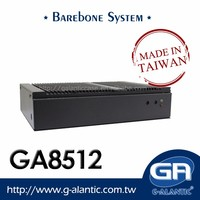 "GA8512 Embedded 3.5"" SBC Slim Mini PC"