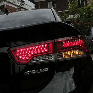 Kia Frote Koup LED Tail lamp ModuleInfinity style DIY KIT(Left,Right/5050 Two Chip) DIY KIT