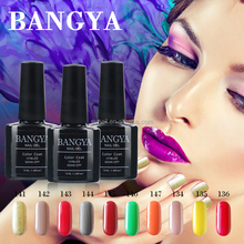 free sample available led gel wholesale nail polish 10ml liquid gel nails with 147 colors