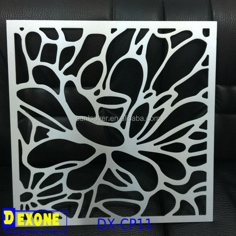 L 39 alucobond perfor panneau de bardage en aluminium pour mur rideau mur - Bardage aluminium prix ...