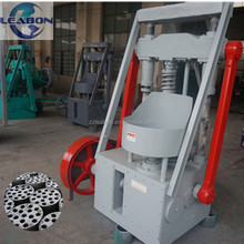Leabon Best Quality Charcoal Powder / Coal Dust Honeycomb Beehive Briquette Making Machine Price