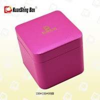 Hot sale clamshell plastic watch case&box