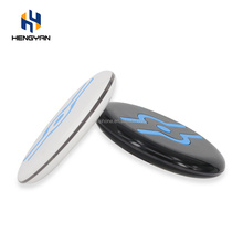 High quality Ultra Slim LED Cell Phone Wireless Battery Charger Universal