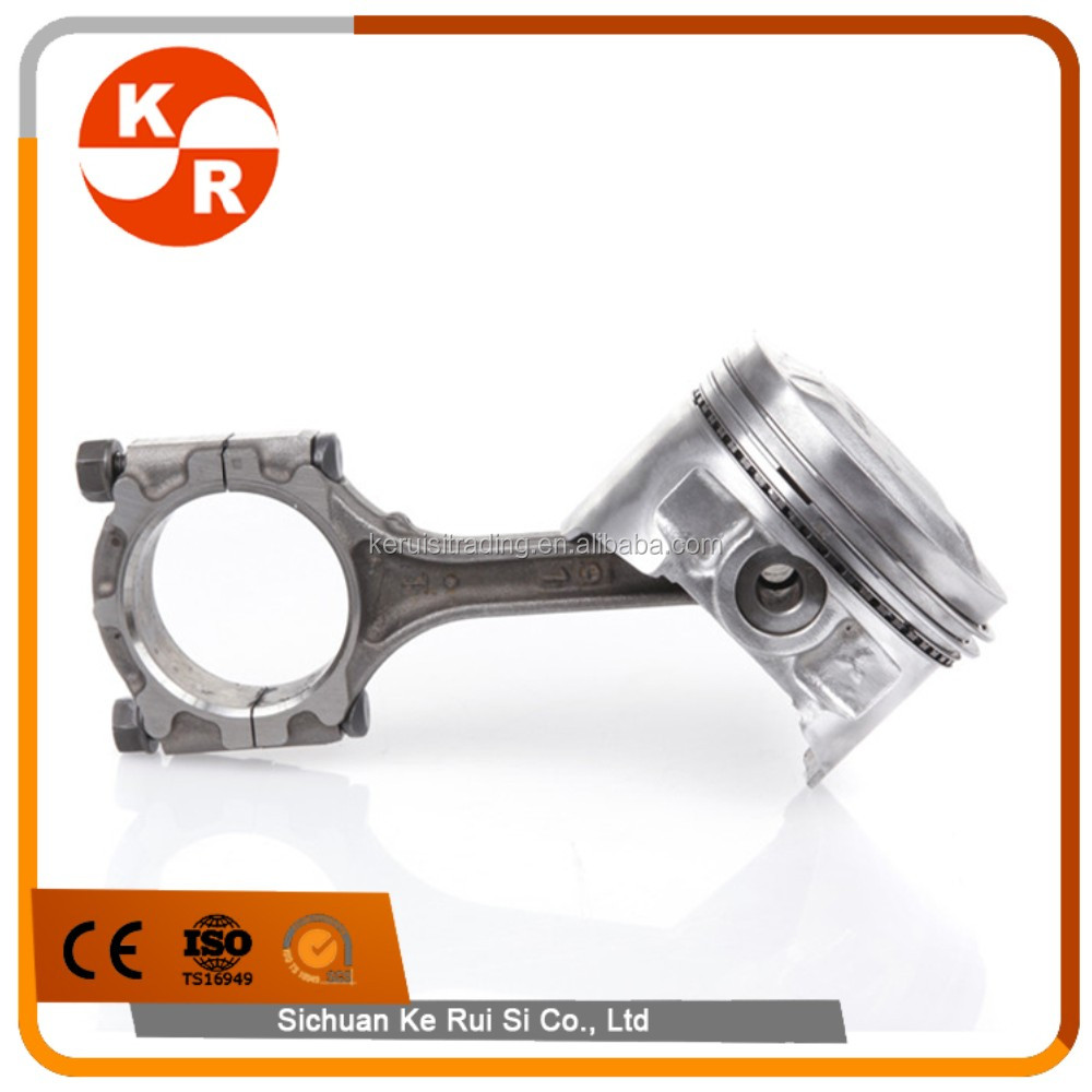 KR Racing Car pulsar 150 new connecting rod and piston assembly Triumph connecting rod for Fiat