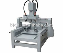 Hot sale! Two spindle cyclinder cnc router carving machine