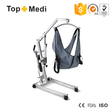 Rehabilitation Therapy Supplies TOPMEDI mini home care electric patient hoist for disable people