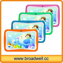 Hot and Cheap Allwinner A13 Android 4.1 Cheap 7 inch Kids Tablet Wholesale