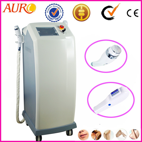 S300 Floor stand IPL E light Hair Removal RF machine
