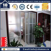 tempered sliding glass door and window screeen