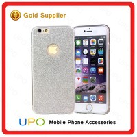 [UPO] Hot Selling Bling Glitter Crystal Soft TPU Gel Shockproof Protective Phone Cover Case for Iphone 6