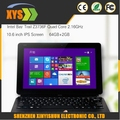 2016 Newest! 10.6 Inch IPS Chuwi Vi10 Dual Os 1366*768 Win 8.1&Andriod 4.4 Z3736F Quad Core 2GB RAM 32GB/64GB ROM