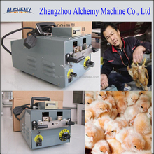 Long using life and recyclable poultry debeaker/chicken debeaker machine