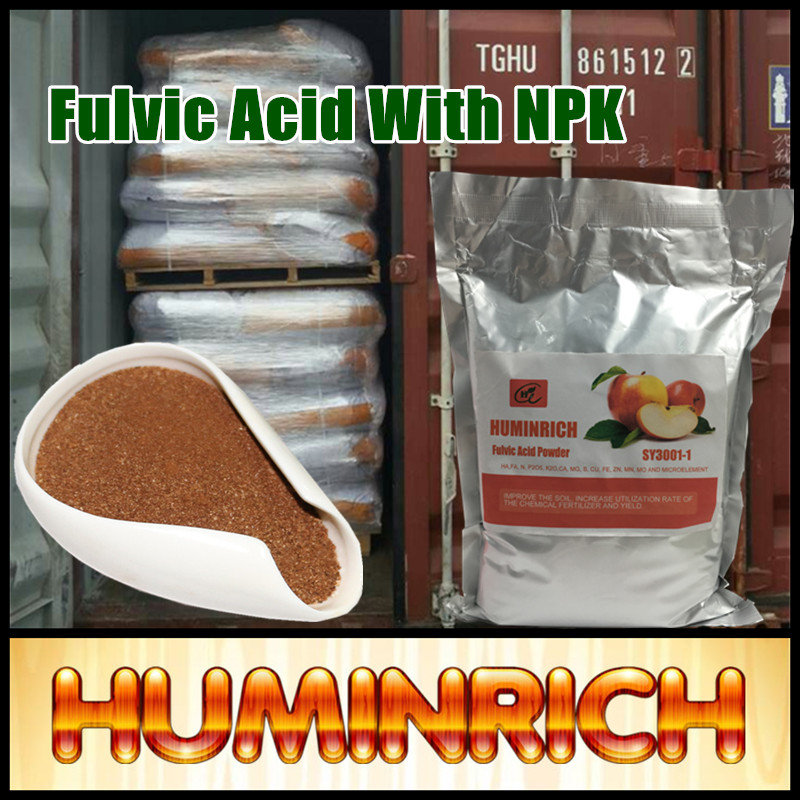 Huminrich Natural Compound Microelements Foliar Spray Fertilizer