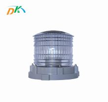DK building obstacle solar warning light marine light for runway