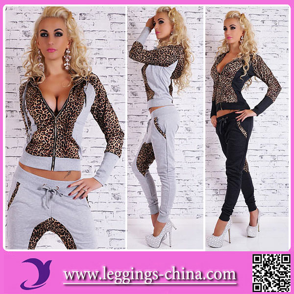 2017 SP202 New Fashion The Latest Design Sportswear Ladies Tracksuits