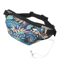 Adjustable Belt Running Fanny Bag