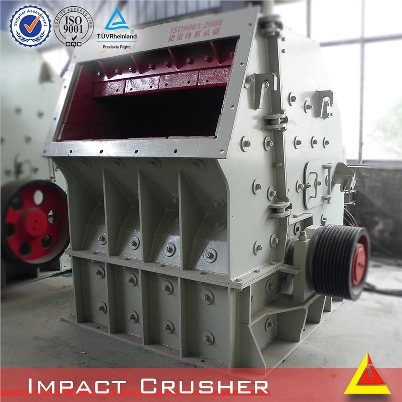 Ballast Stone Crusher Machinery Impact Crusher Spare Parts