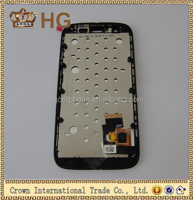 Xt1032 Xt1033 Lcd Screen Digitizer Display Assembly Lcd With Frame For Moto <strong>G</strong>