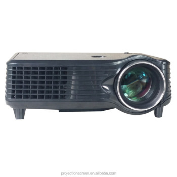 LED projector with remote contorl