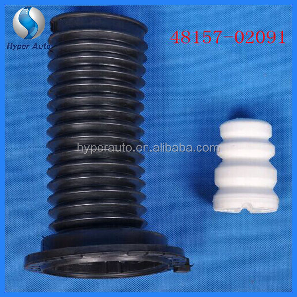 rubber PTFE Boot Kit & Bumper for shock absorber